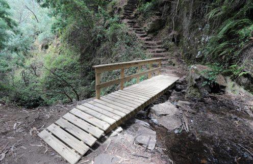 Percursos Pedestres da Lousã melhorados.